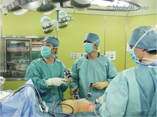 大腸がんの手術